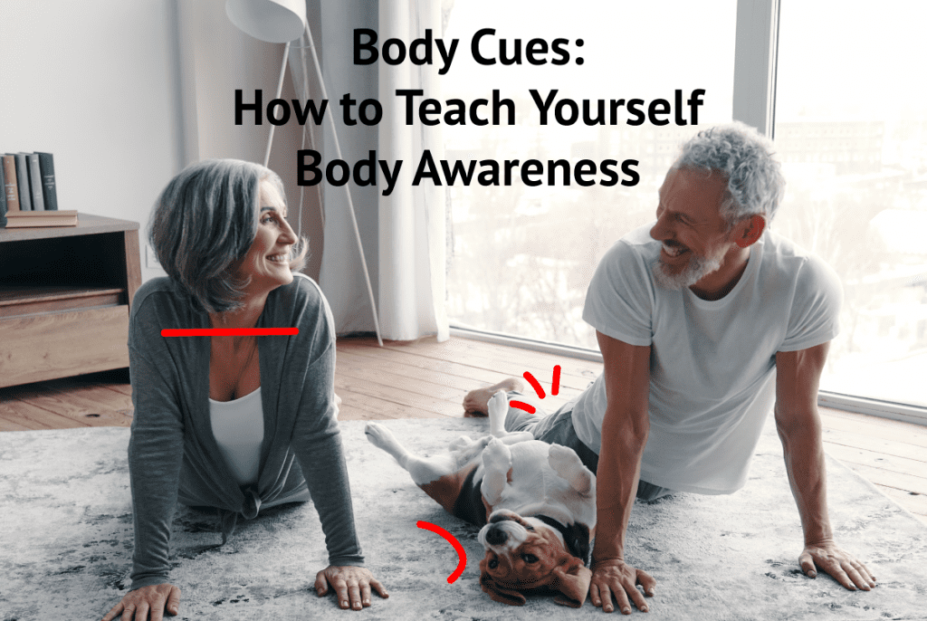 Blog by Grant Clark - Body Cues: How to teach yourself Body awareness